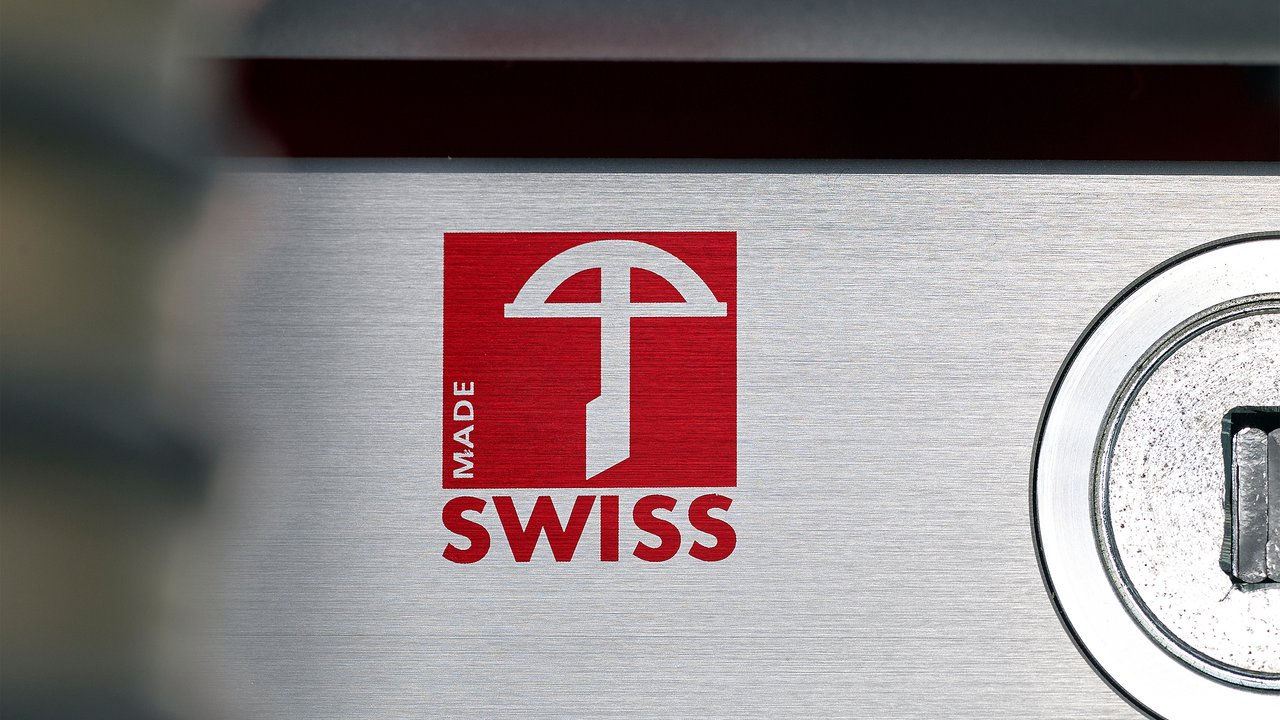 Swiss Label Swiss Made